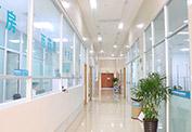 白癜风医院环境